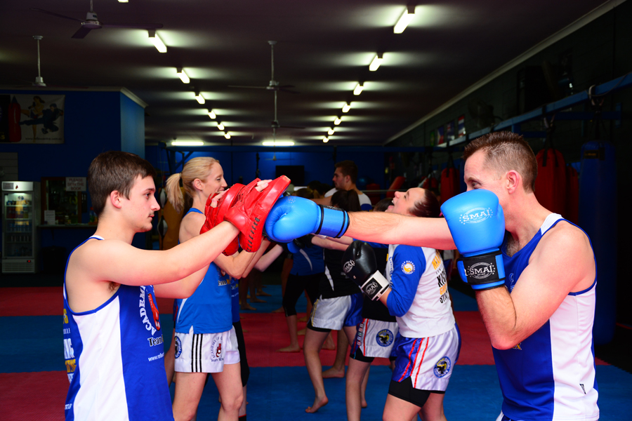 Boxing and Muay Thai Kickboxing Gallery