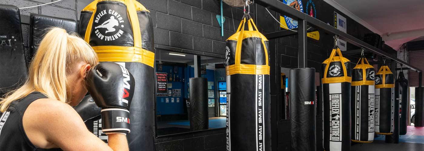 Reflex Martial Arts Center